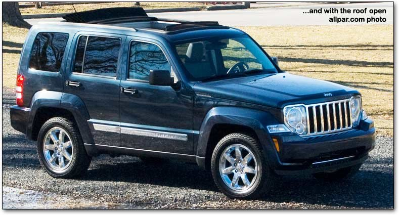 2008 2012 Jeep Liberty Description Photos Details