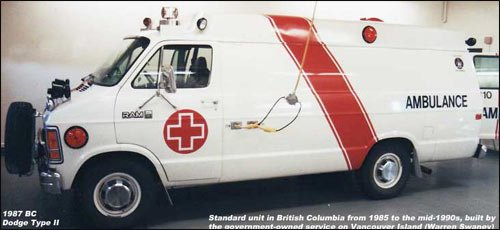 small ambulance