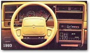 Spirit Dash on 1995 Dodge Dakota Drag