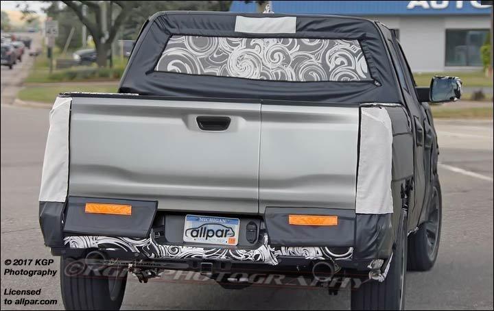 Ram 1500 split tailgate