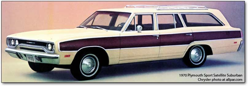 plymouth satellite sport suburban