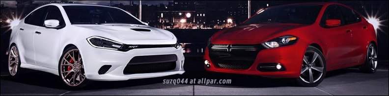 Dodge Dart SRT: will the extra-fast compact car be made or not?