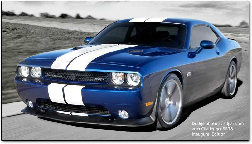 20112013 Dodge Challenger 392 Hemi SRT8 cars Launch Control and more