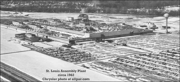 St. Louis Assembly Plant