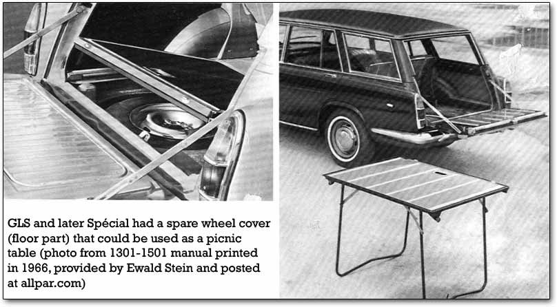 Dodge Alpine Station-wagons
