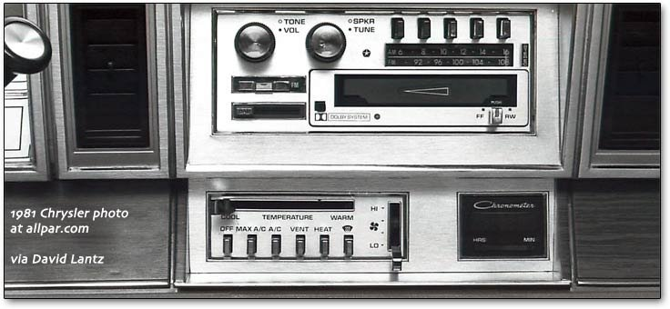 car stereo cassette player