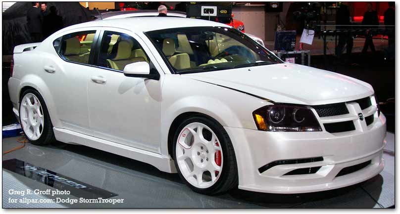 Dodge Stormtrooper
