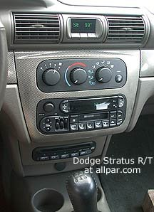 Dodge Stratus R T Car Reviews Sedan