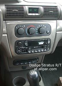 Dodge Stratus R T Car Reviews Sedan