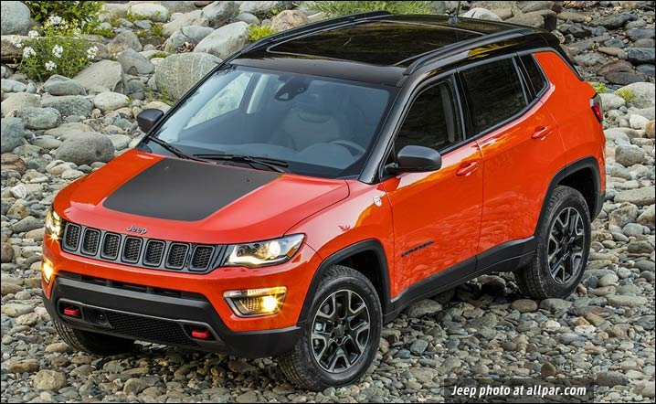 2017 2018 jeep compass new compact crossover with an old name - 2016 jeep compass interior lights ...