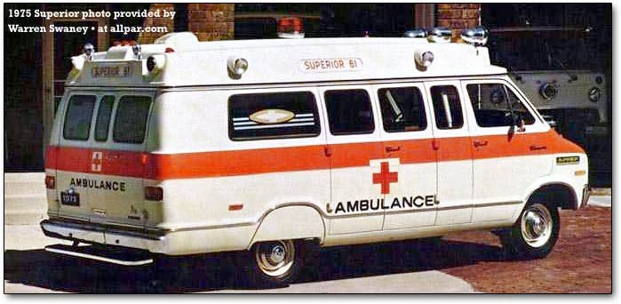 Dodge Based Ambulances