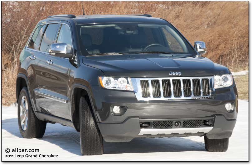 SUV-Jeep Grand Cherokee