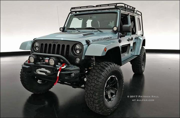 2017 concept - Jeep Switchback