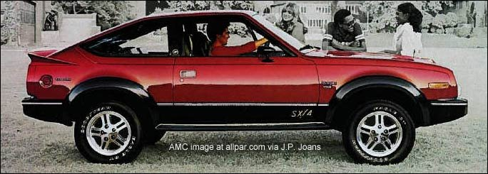 amc eagle sx/4