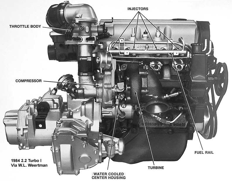Turbo I engine