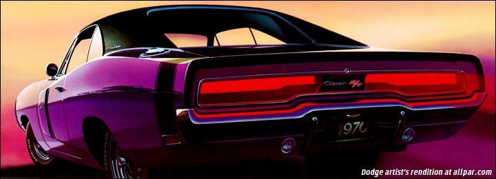 The Legendary Dodge Charger Muscle Car From 1964 To 1977