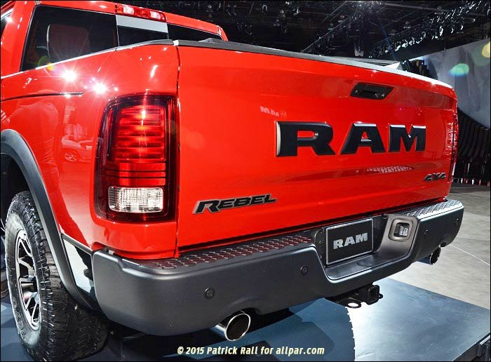 dodge trucks 2015 rebel. 2015 ram 1500 rebel first look or the storms onto scene ready to tackle toughterrain dodge trucks