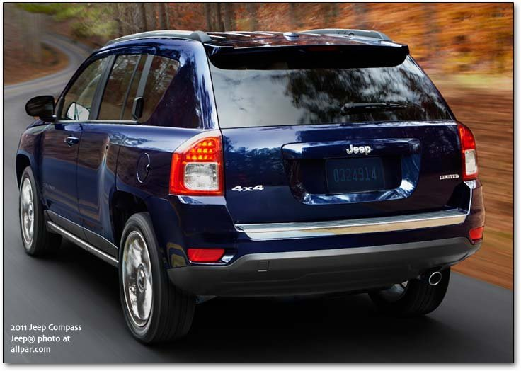 Jeep Compass Towing Capacity >> 2007-2017 Jeep Compass: the little crossover