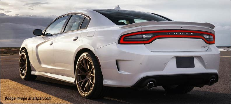 2015 2017 Dodge Charger Hellcat 204 Mph 707 Hp