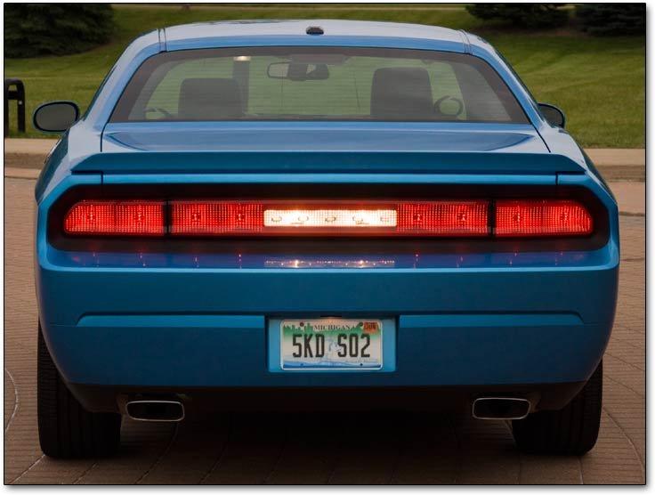 2010 Dodge Challenger R T Stick Shift Test Drive