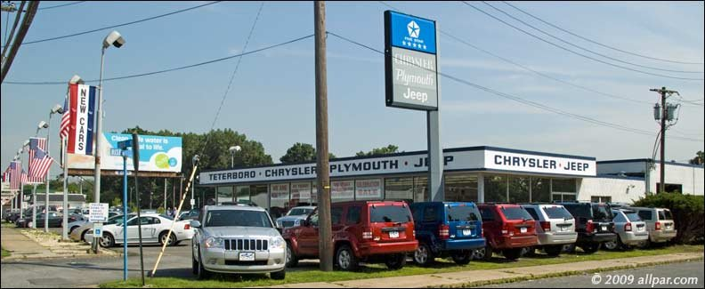 Teterboro Car Dealer >> The FCA US Customer First Award