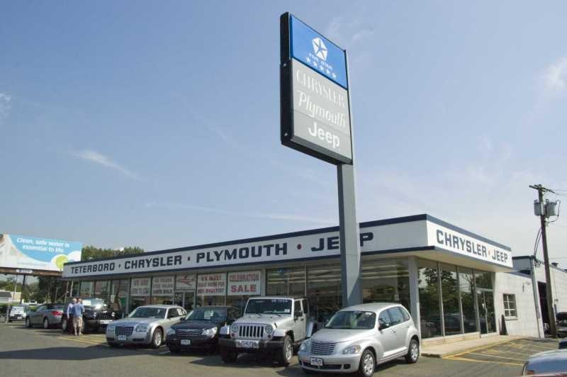 Five Stars: Teterboro Chrysler-Jeep dealership