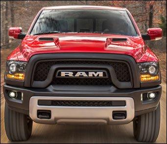 Ram Rebel offroad pickup trucks