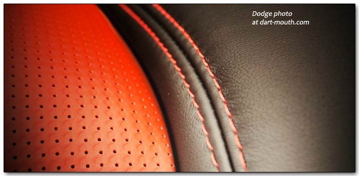 Inside The 2013 Dodge Dart Cars Interior And Gauges