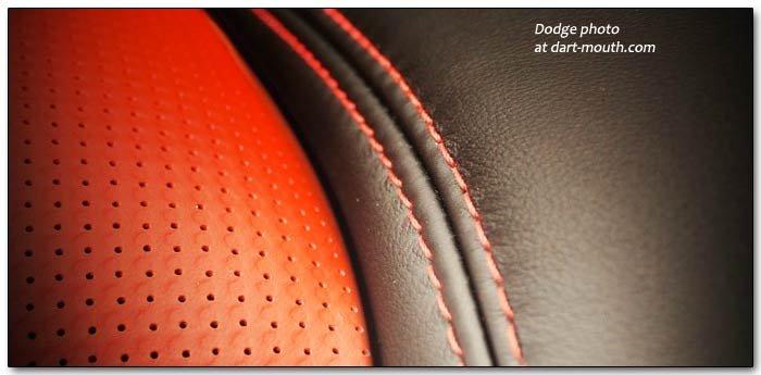Inside The 2013 Dodge Dart Cars Interior And Gauges