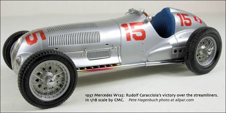 Thompson Buick powered Indy cars