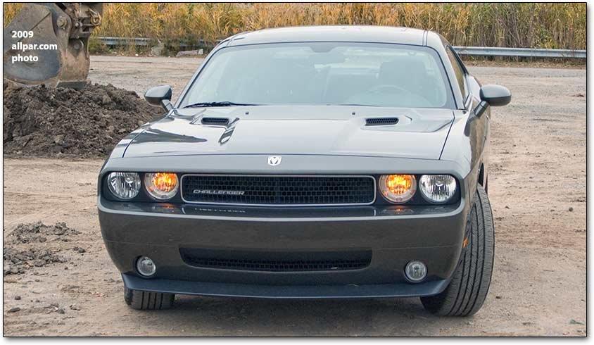 2009 Dodge Challenger SE test drive