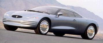 Chrysler, Dodge, and Jeep concept cars