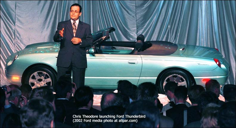 Chris with Thunderbird
