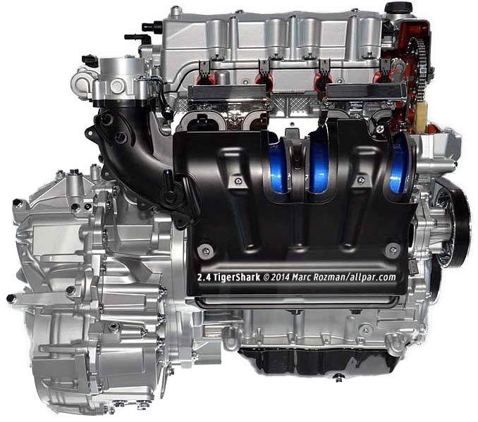 Chrysler Tiger Shark And World Gas Engines 18 20 24. Tiger Shark 24. Chrysler. 2015 Chrysler 200 Engines Diagrams Of Manifold At Scoala.co