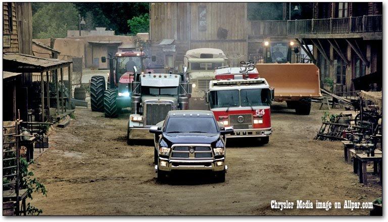 Chrysler Toledo North Assembly Plant