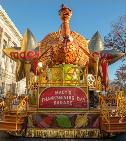 Tom Turkey (Macy's)