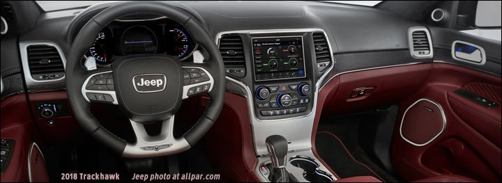 2018 jeep v8. interesting jeep the 2018 grand cherokee trackhawk previously announced has a 707  horsepower hellcat v8 for 35 seconds 060 time and 116 quarter mile to jeep v8