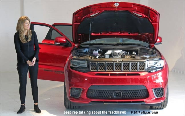 trackhawk with rep