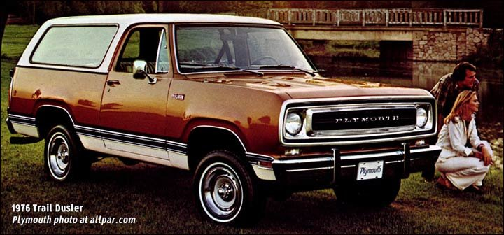 Chrysler Plymouth And Dodge 1976 Cars Trucks Engines