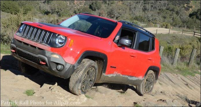 2015 Jeep Renegade Preview Off Road And On Road With Competitive