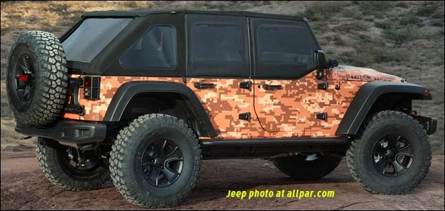 2016 jeep trailstorm