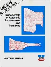 Tom Hand's guide to the Chrysler torqueflite automatic transmission