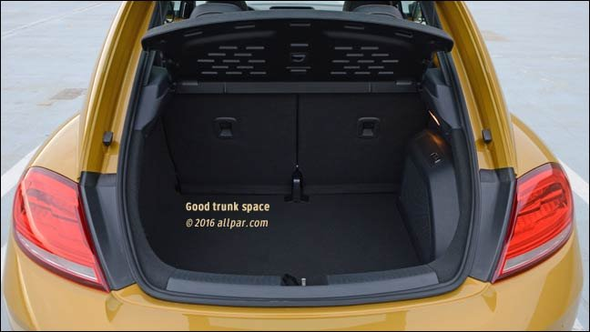 trunk - hatch
