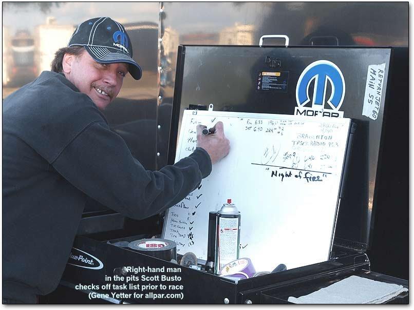 Courtesy Chrysler Jeep Dodge >> Developing hood scoops for the drag racing Mopar Missile