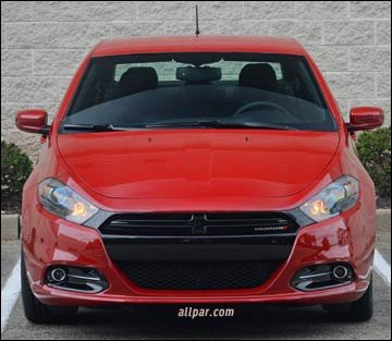 2014 Dodge Dart Sxt Rallye Automatic The Difference A
