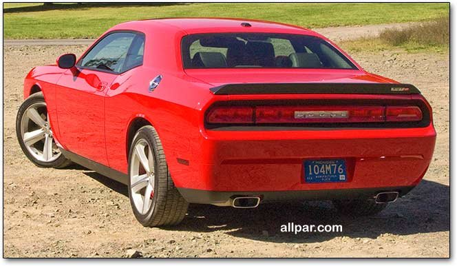 underhood challenger