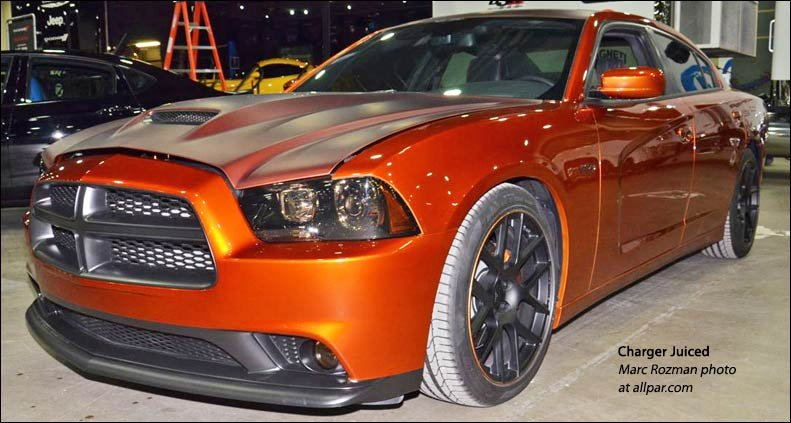 v10 charger juiced