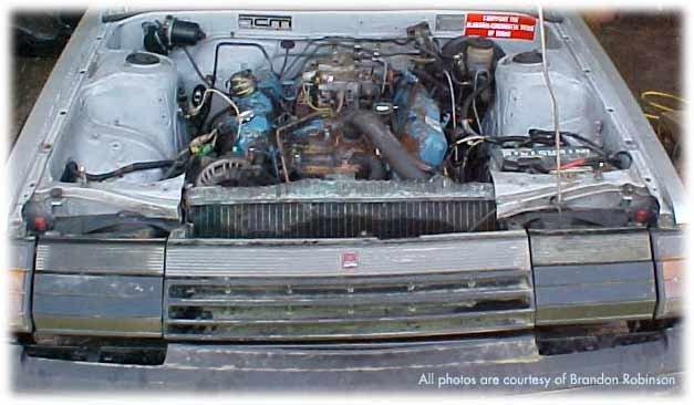 Mopar 318powered Toyota Celica