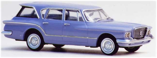 valiant station wagon models
