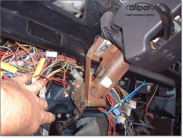 3 5 liter chrysler engine and eagle dashboard in a volkswagon vanagon rh allpar com Vanagon Dimensions Vanagon Dimensions